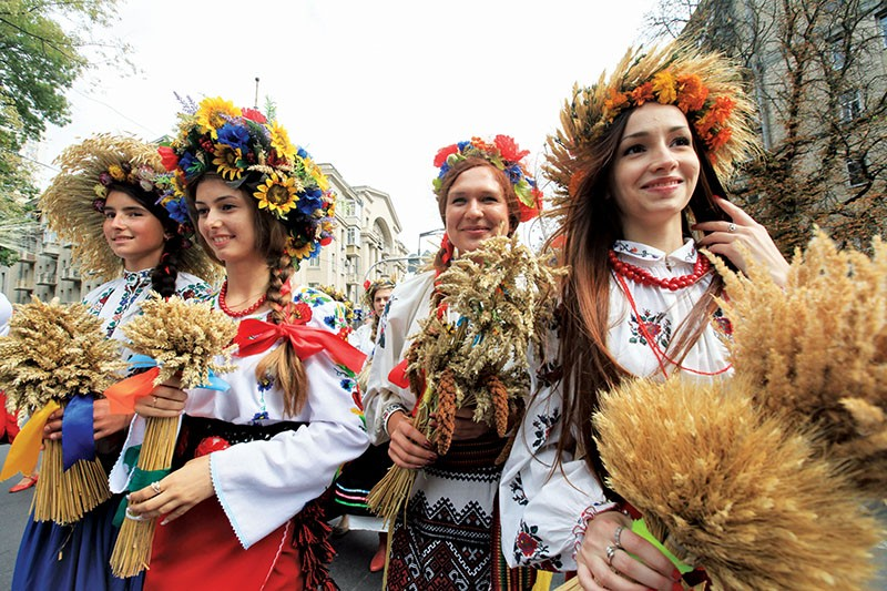 All men in the world know that Ukrainian women are attractive in appearance