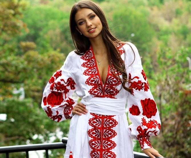 Meet attractive Ukrainian women on dating sites