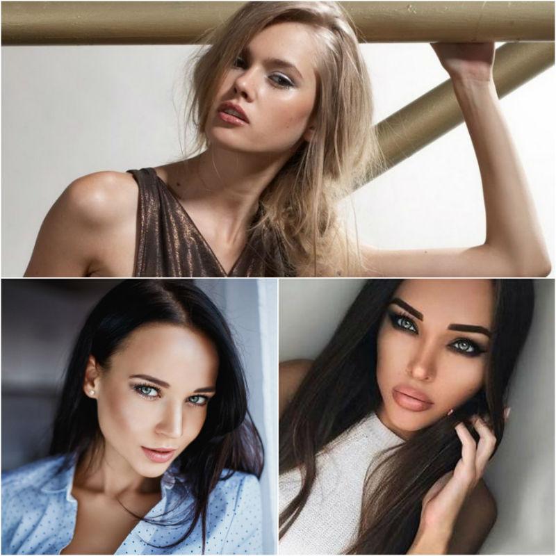 Famous girls from Ukraine