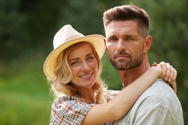 Beautiful Adult Couple